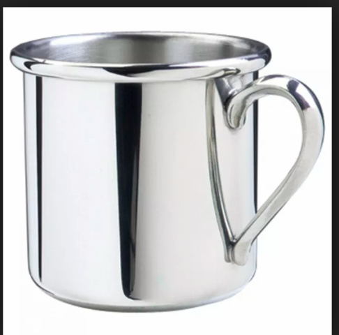 Salisbury Pewter Baby Cup